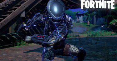 predator skin fortnite