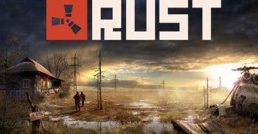 rust sfondo