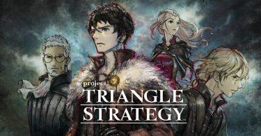 Project triangle strategy copertina