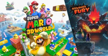 Super mario 3d world switch copertina