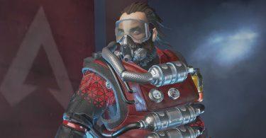 apex legends caustic in game