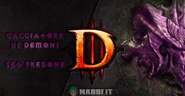 diablo cacciatore di demoni set predone road to 100 copertina 19-02-2020