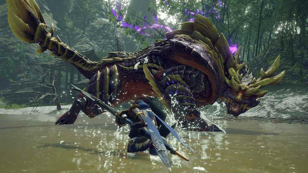 monster hunter rise nintendo direct