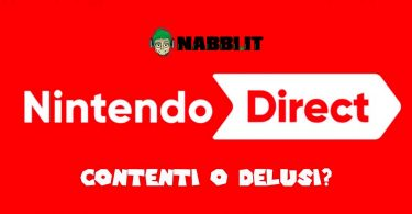 nabbi nintendo direct copertina