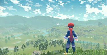 leggende pokémon arceus panorama