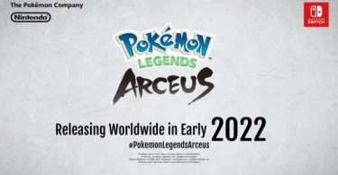 pokemon legends arceus copertina