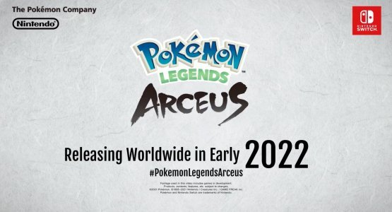 pokemon legends arceus copertina