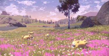 pokémon legends arceus open world