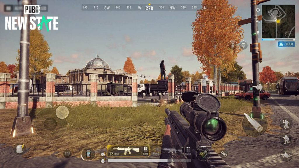pubg new game hud in-game