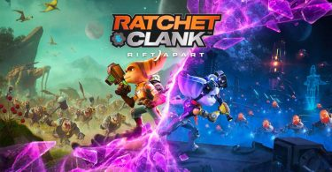 ratchet and clank rift apart copertina