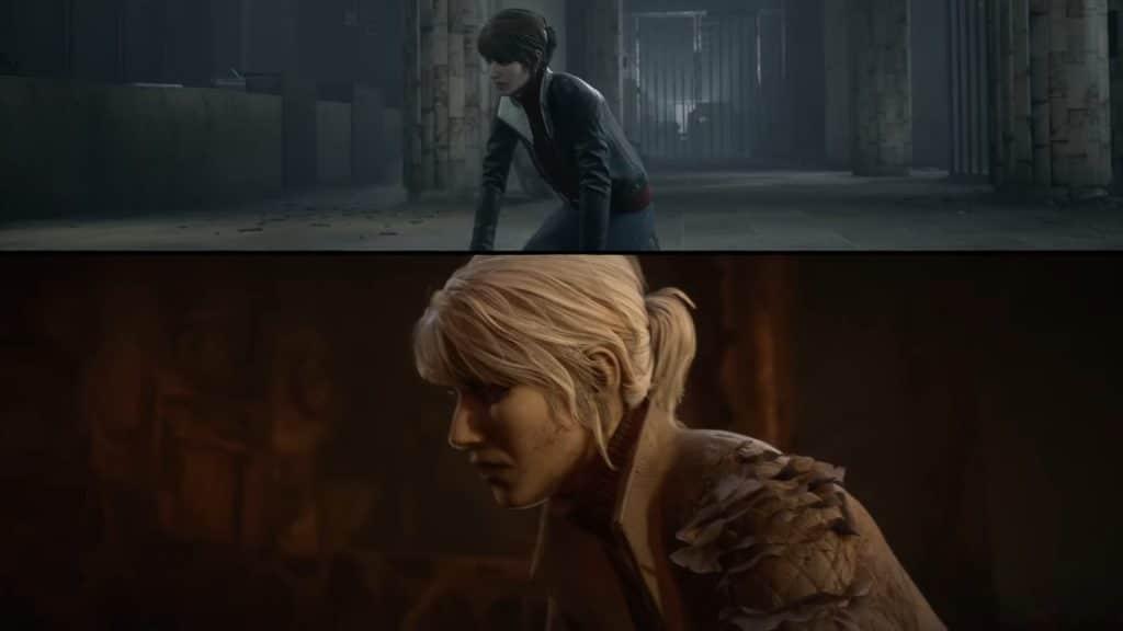 the medium gameplay protagonista