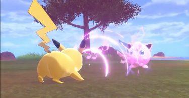 vgc 2021 Series 8 pikachu sing