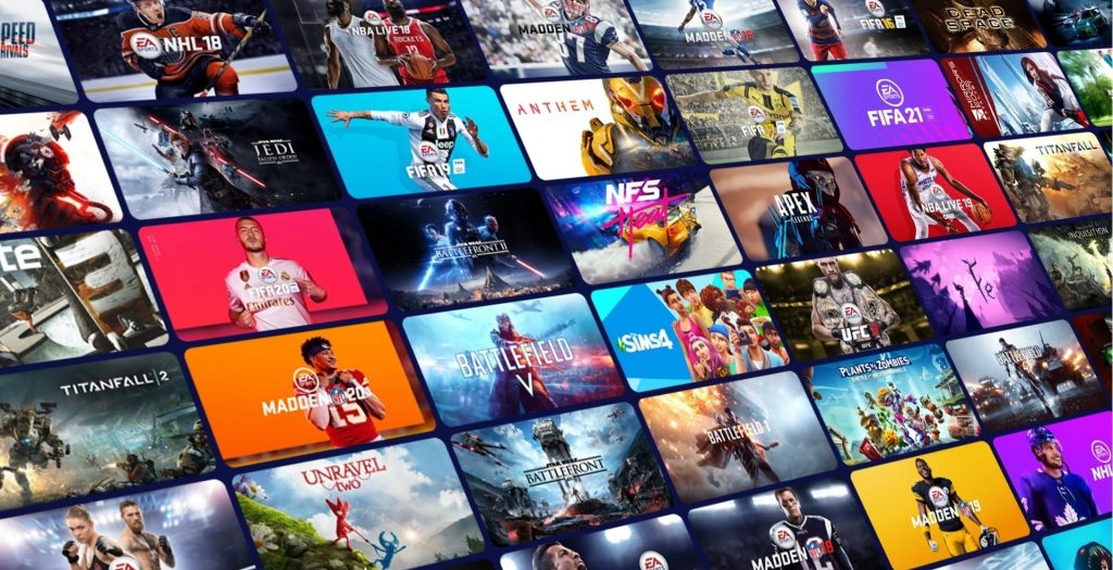 Come scaricare giochi Game Pass con EA Play Desktop electronic arts