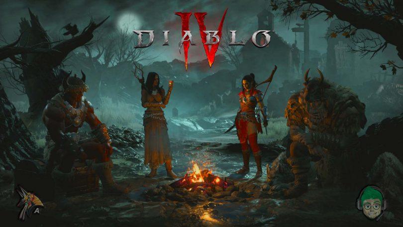 Diablo 4 uscita anteprima an00bis