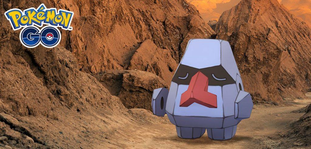 Pokémon GO In Cerca di Leggende