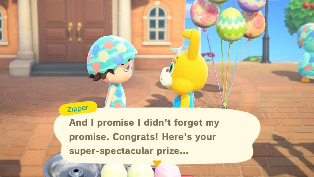 Animal Crossing Bunny Day 2021: ci siamo!