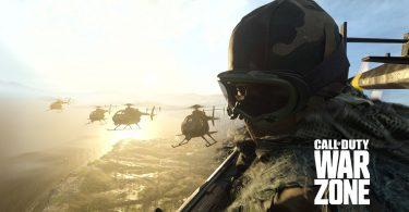 cod warzone ban elicotteri personaggio sole