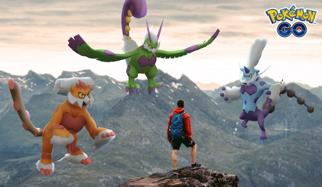 come catturare Thundurus in Pokémon Go stagione delle leggende