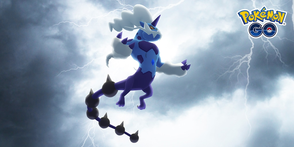 come catturare thundurus in Pokémon GO
