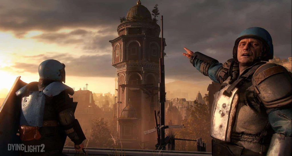 evento dying light 2 gameplay
