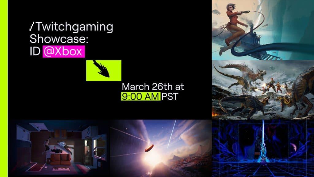 evento xbox showcase marzo 2021