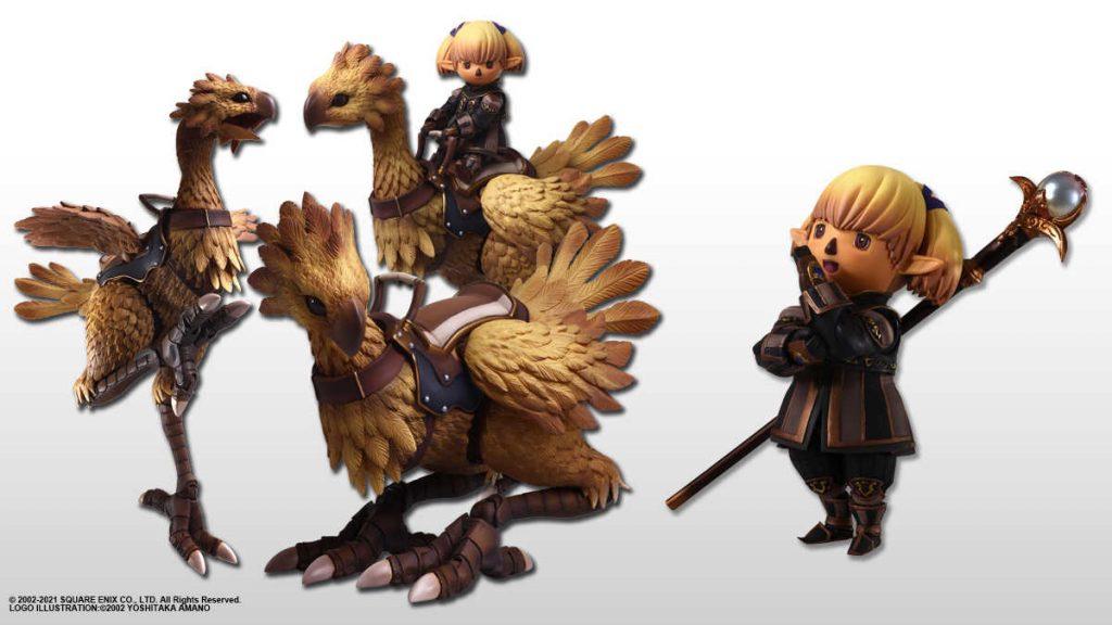 final fantasy xi mobile chocobo