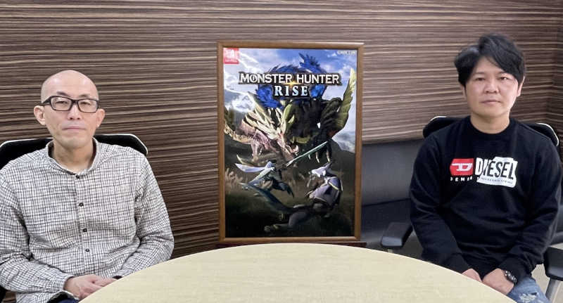 monster hunter rise pc tsujimoto ichinose