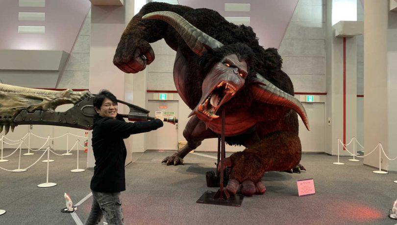 monster hunter rise pc tsujimoto rajang