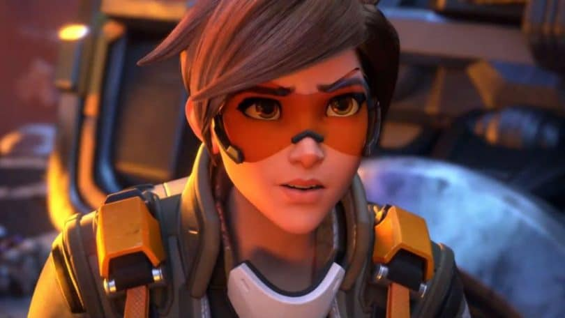 overwatch mobile tracer