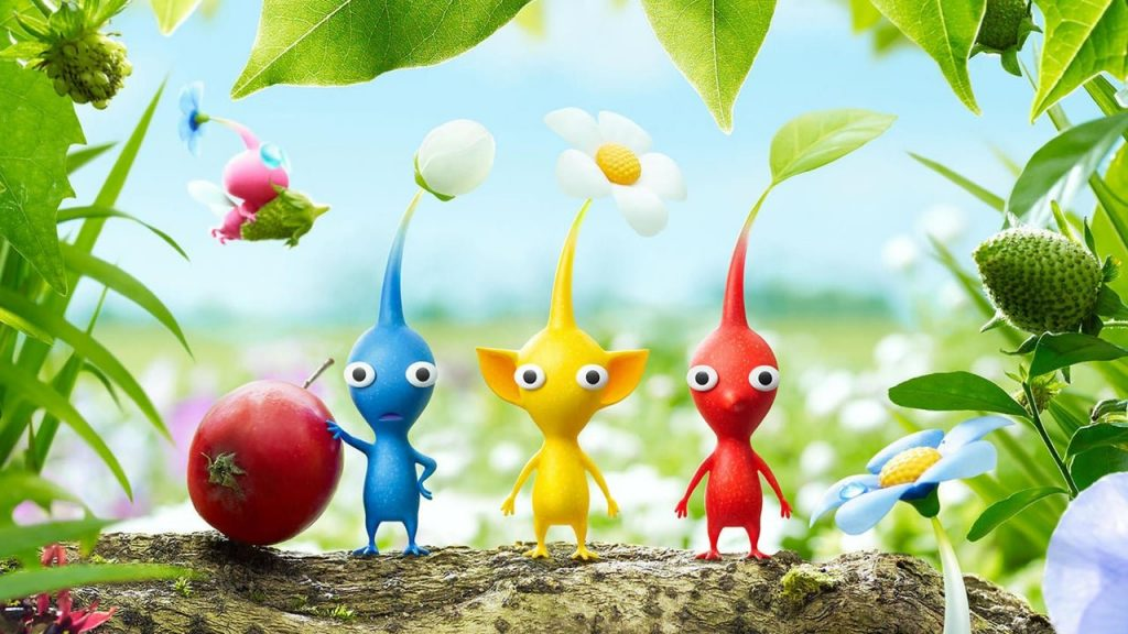 pikmin ar smartphone android ios