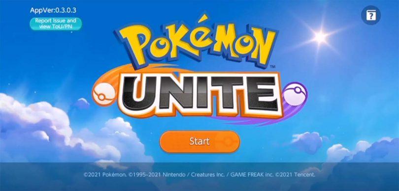 pokémon unite beta copertina