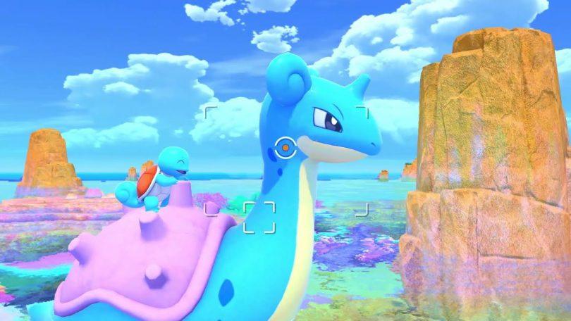 pokémon snap feature