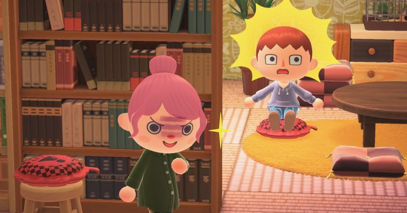 puzzette in animal crossing