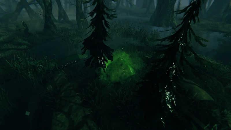 valheim boss blob alberi