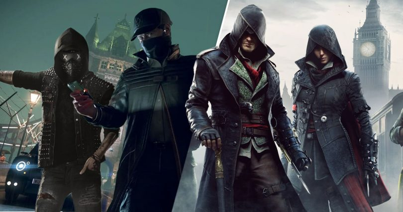 watch dogs legion crossover assassin's creed