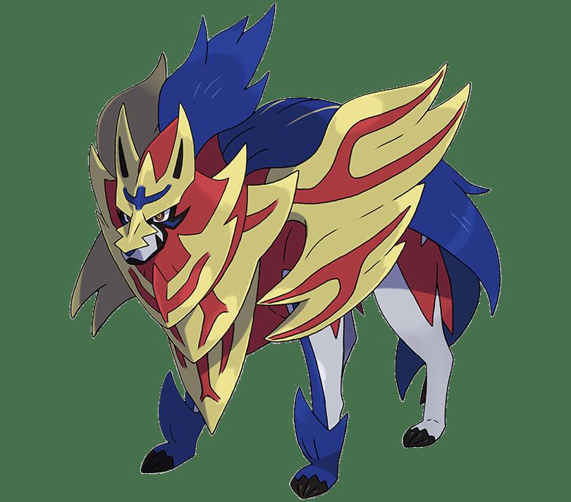 zamazenta pokemon vgc 2021 series 8