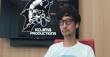 Hideo Kojima logo