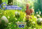 Pokémon GO Spring Into Spring evento