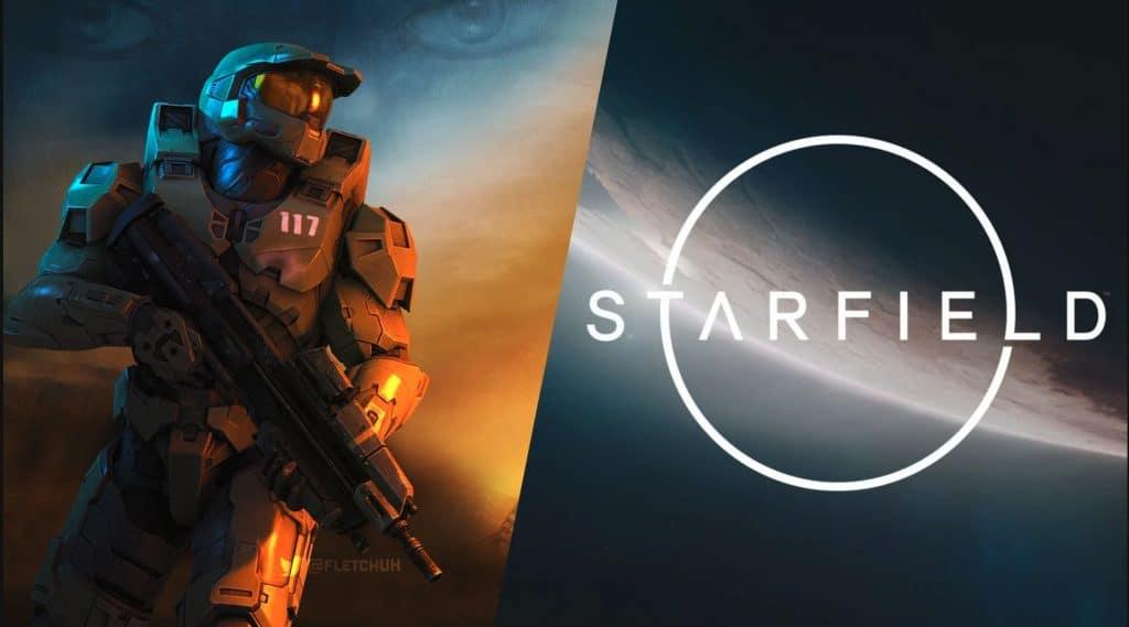 Starfield halo infinite