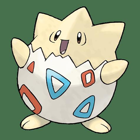 Togepi pokemon vgc 2021 series 8