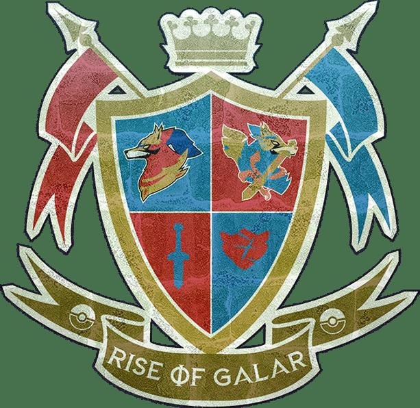 VGC 2021 Series 9 Rise of Galar circuit