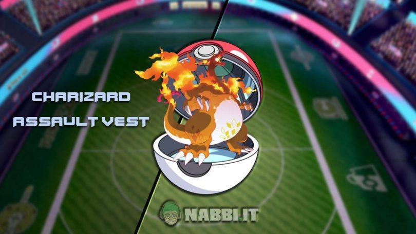 Via Vittoria guida vgc 2021 series 8 Pokemon charizard assault vest-min