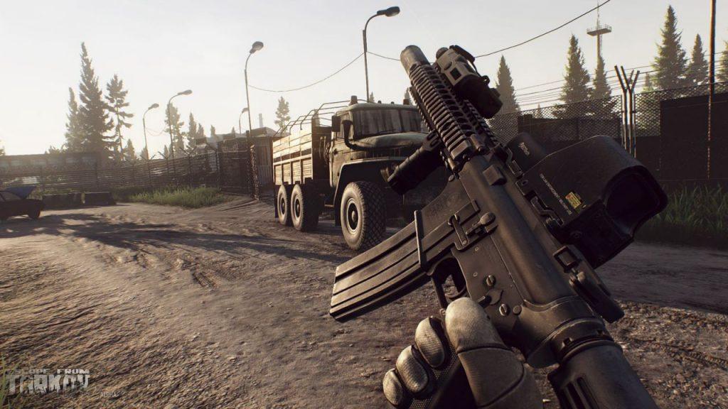 armi errore 106015 di Escape From Tarkov