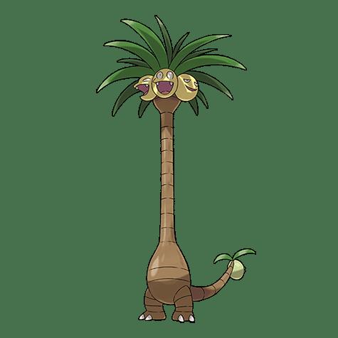 exeggutor alola pokemon vgc 2021 series 8
