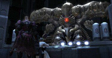 final fantasy XIV death unto dawn personaggi