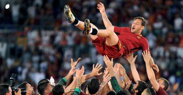 francesco totti esports as roma