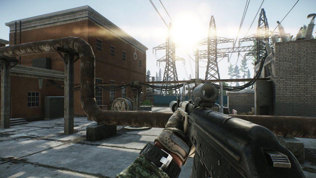 gameplay errore 106015 di Escape From Tarkov