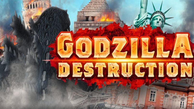 godzilla destruction mobile smartphone