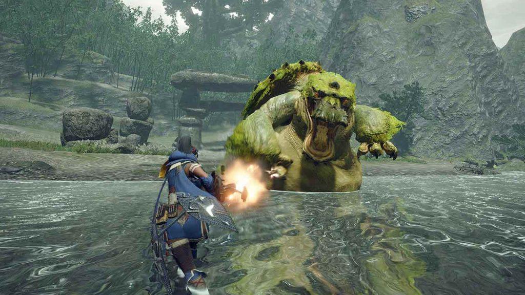 monster hunter rise fix