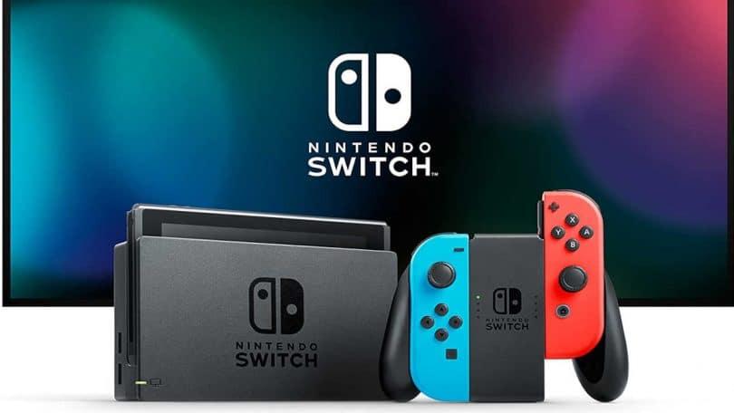 nintendo switch update console